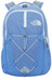 The North Face Jester Backpack Women stellar blue heather/artic ice blue